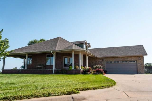 312 N Leddy St, Conway Springs, KS 67031 (MLS #584146) :: Graham Realtors