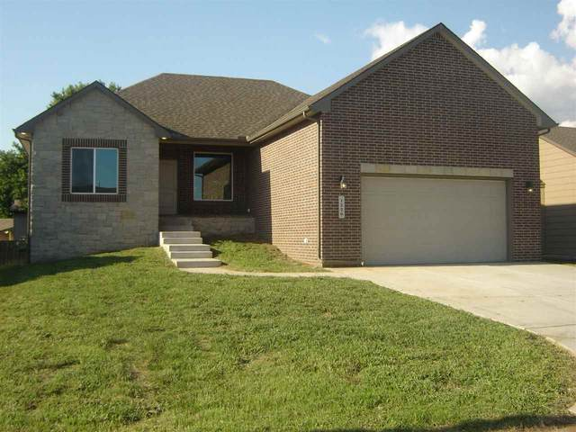 1220 W Leonard St., Haysville, KS 67060 (MLS #584152) :: Graham Realtors