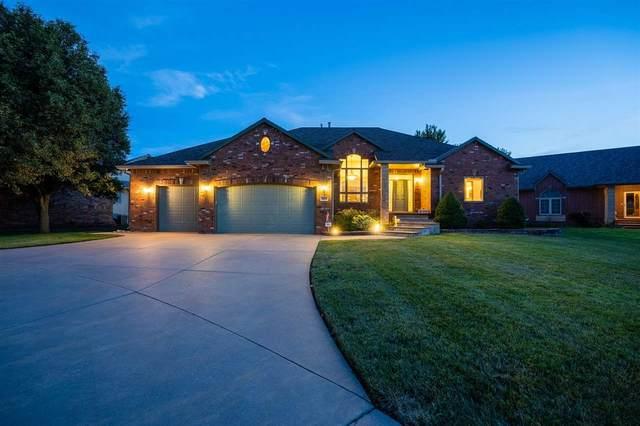 4025 N Sweet Bay Ct, Wichita, KS 67226 (MLS #584159) :: Keller Williams Hometown Partners
