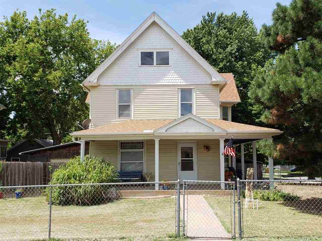 303 College St, Winfield, KS 67156 (MLS #584198) :: On The Move