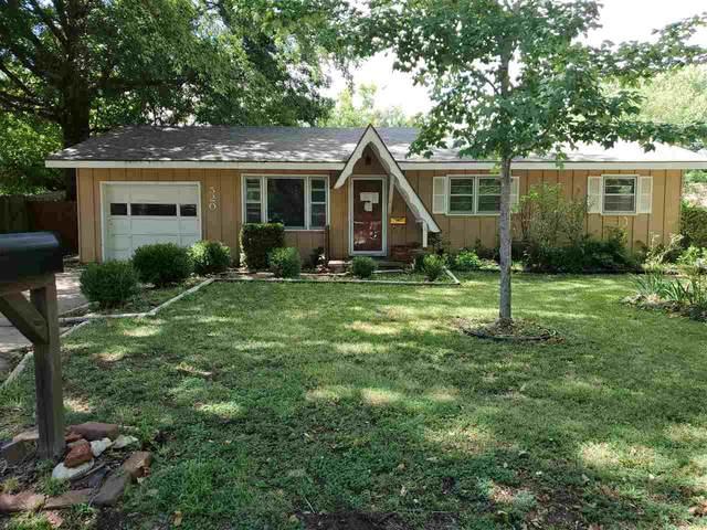 520 W Linda Ln, El Dorado, KS 67042 (MLS #584212) :: Lange Real Estate