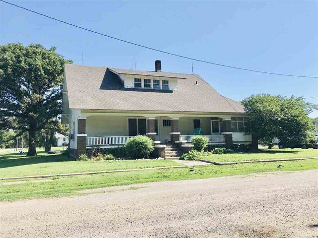 314 Marion St, Burns, KS 66840 (MLS #584227) :: Keller Williams Hometown Partners
