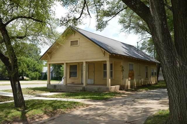 634 N Emporia St, El Dorado, KS 67042 (MLS #584238) :: Lange Real Estate