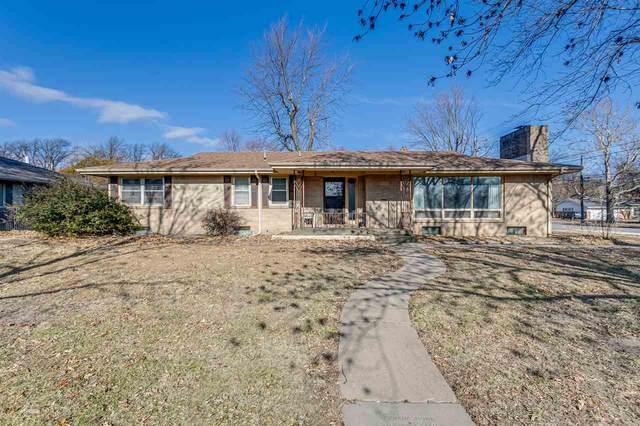 6320 E Marjorie St, Wichita, KS 67206 (MLS #584239) :: Graham Realtors