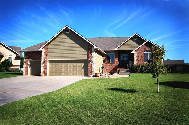 8210 W Havenhurst Cir, Wichita, KS 67205 (MLS #584246) :: Graham Realtors