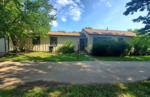 1217 N B St, Arkansas City, KS 67005 (MLS #584273) :: Keller Williams Hometown Partners
