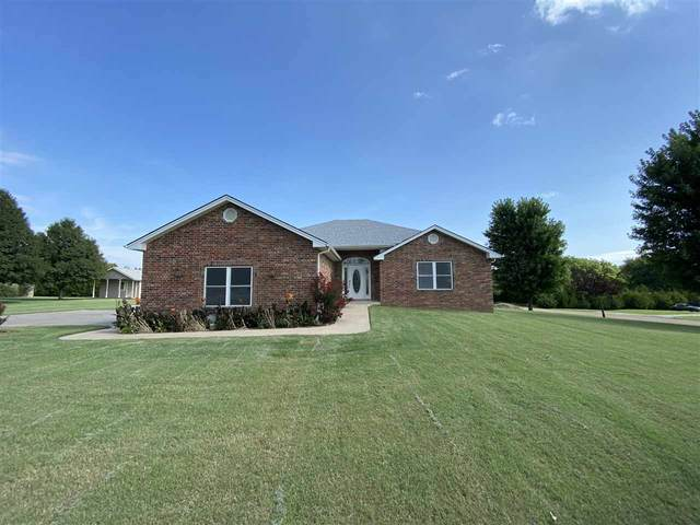 10283 Robin Drive, Arkansas City, KS 67005 (MLS #584277) :: On The Move