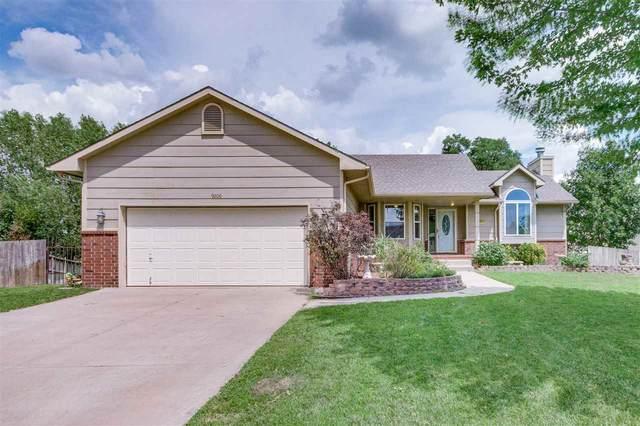 9206 W Ryan Ct, Wichita, KS 67205 (MLS #584285) :: Lange Real Estate