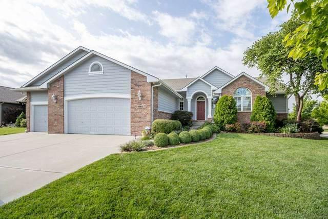 3338 N Wild Rose Ct, Wichita, KS 67205 (MLS #584306) :: Lange Real Estate