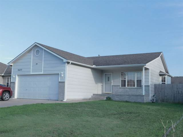 2633 E Fairchild St, Park City, KS 67219 (MLS #584322) :: Lange Real Estate