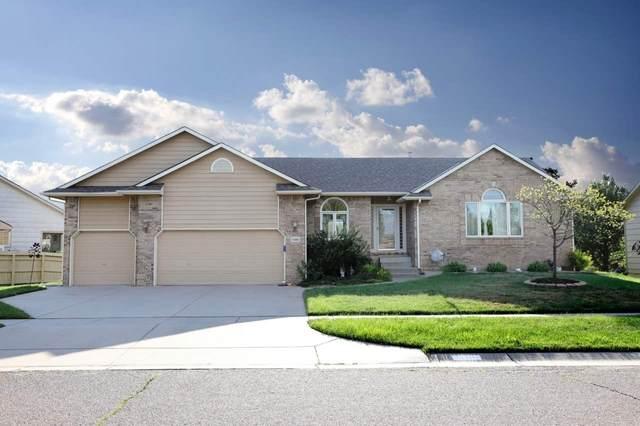 9406 E Pebblebrook, Wichita, KS 67207 (MLS #584387) :: Keller Williams Hometown Partners