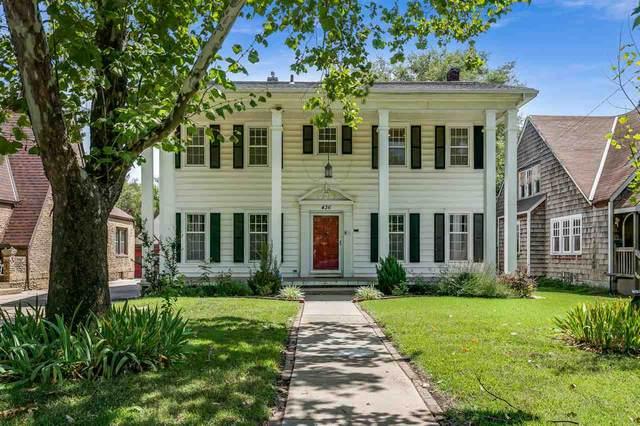 436 N Terrace Dr, Wichita, KS 67208 (MLS #584388) :: Pinnacle Realty Group
