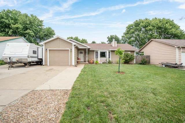 5900 W 37th St S, Wichita, KS 67215 (MLS #584442) :: Preister and Partners   Keller Williams Hometown Partners