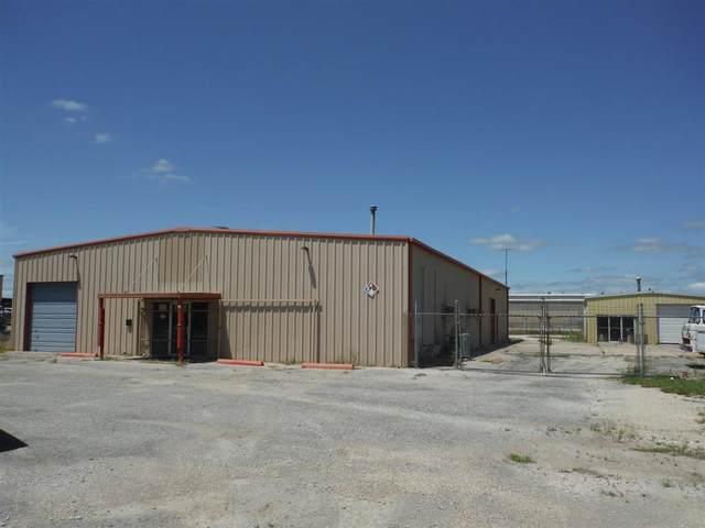 4330 W Esthner, Wichita, KS 67209 (MLS #584444) :: Graham Realtors