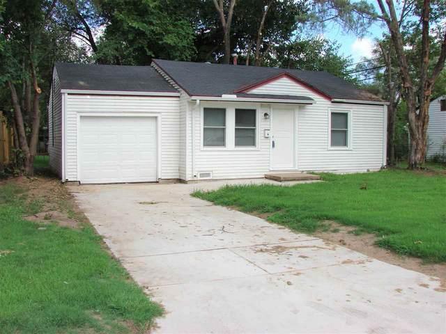 4626 S Laclede St, Wichita, KS 67217 (MLS #584450) :: Keller Williams Hometown Partners