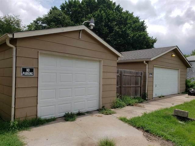 417 S Leonine 417 1/2 S Leoni, Wichita, KS 67213 (MLS #584452) :: Pinnacle Realty Group
