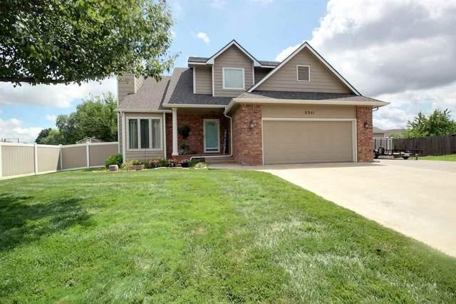 2311 N Crestline Ct, Wichita, KS 67205 (MLS #584457) :: Lange Real Estate