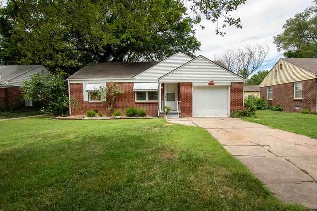 815 S Drury Lane, Wichita, KS 67207 (MLS #584466) :: Graham Realtors