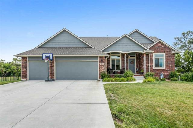 1233 E Bearhill Cir, Park City, KS 67147 (MLS #584478) :: Lange Real Estate