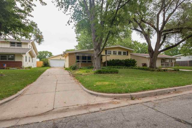 3816 W Bella Vista St, Wichita, KS 67203 (MLS #584536) :: Graham Realtors
