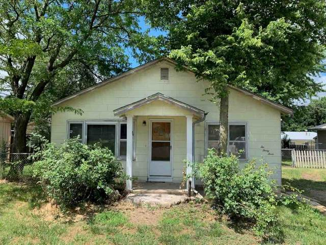 233 N Jones St, El Dorado, KS 67042 (MLS #584543) :: Graham Realtors