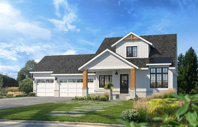 5041 N Colonial Ct, Bel Aire, KS 67226 (MLS #584551) :: Keller Williams Hometown Partners