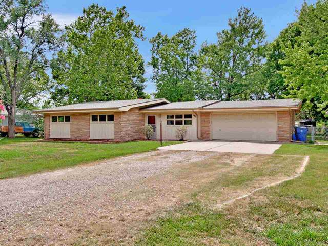 161 S Westview, Andover, KS 67002 (MLS #584552) :: Kirk Short's Wichita Home Team