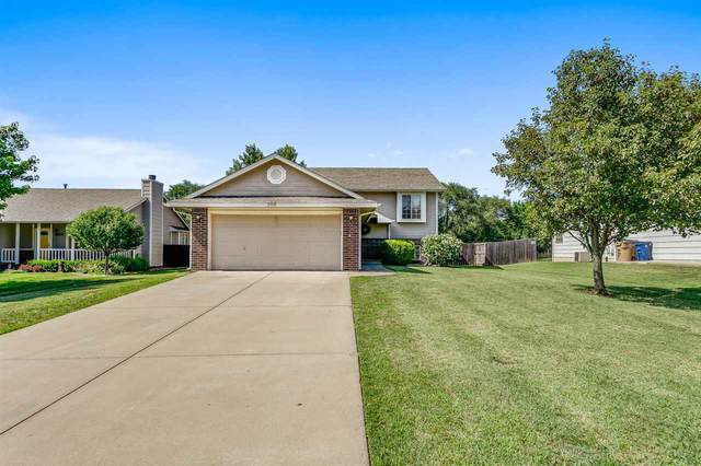 208 W Sandhill Rd, Derby, KS 67037 (MLS #584553) :: Keller Williams Hometown Partners