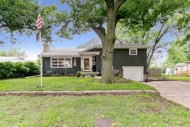 349 Broadview St, El Dorado, KS 67042 (MLS #584558) :: Lange Real Estate