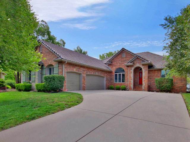 418 N Gateway Ct, Wichita, KS 67230 (MLS #584564) :: Graham Realtors