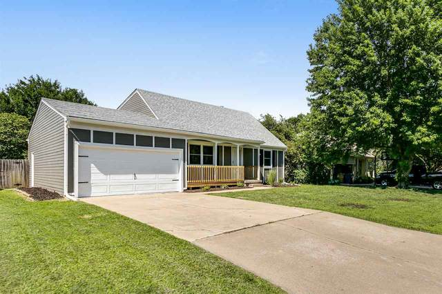 418 E Twisted Oak Rd, Derby, KS 67037 (MLS #584592) :: Keller Williams Hometown Partners