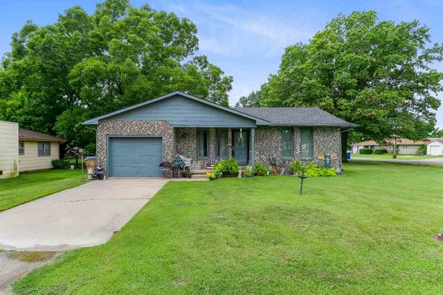 203 W 3rd St, Douglass, KS 67039 (MLS #584601) :: Graham Realtors