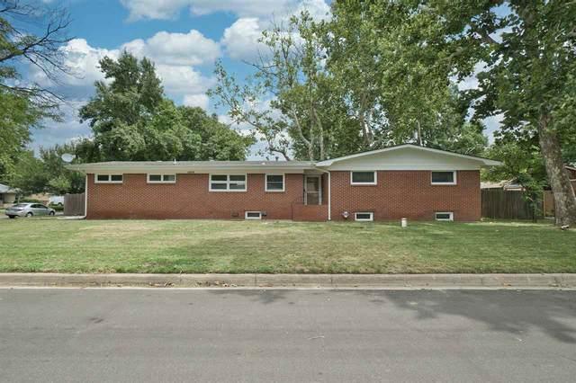 2520 N Richmond Ave, Wichita, KS 67204 (MLS #584608) :: Keller Williams Hometown Partners