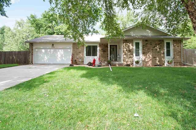 2030 N Cheryl Ct., Wichita, KS 67212 (MLS #584615) :: Lange Real Estate