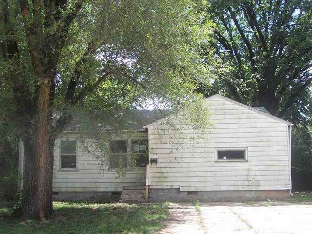 214 E Mill St, Wellington, KS 67152 (MLS #584617) :: Graham Realtors