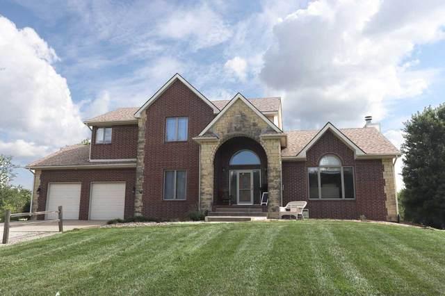 4445 W 95th Street South, Haysville, KS 67060 (MLS #584629) :: Lange Real Estate