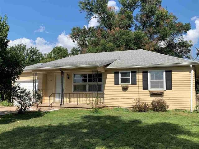 630 N Kessler St, Wichita, KS 67203 (MLS #584630) :: Keller Williams Hometown Partners