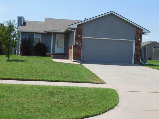 1709 E Winterset St, Goddard, KS 67052 (MLS #584633) :: Keller Williams Hometown Partners