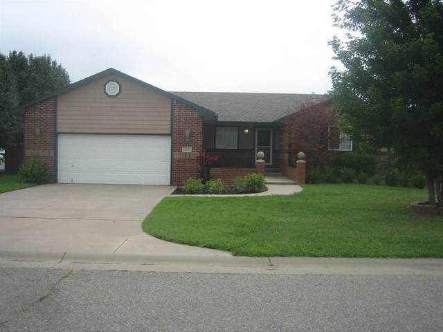 4435 S Richmond Ct, Wichita, KS 67217 (MLS #584636) :: Keller Williams Hometown Partners