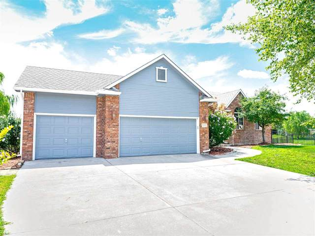 2001 N Colt Ct, Andover, KS 67002 (MLS #584638) :: Kirk Short's Wichita Home Team