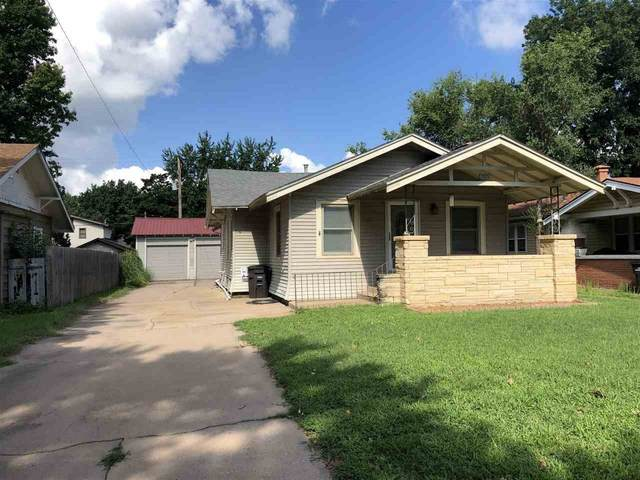 1311 N 2nd St, Arkansas City, KS 67005 (MLS #584640) :: On The Move