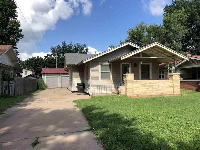 1311 N 2nd St, Arkansas City, KS 67005 (MLS #584640) :: Graham Realtors