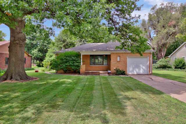 1523 N High, Wichita, KS 67203 (MLS #584643) :: Keller Williams Hometown Partners