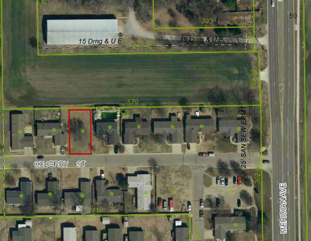 2604 W Oxberry, Wichita, KS 67217 (MLS #584644) :: Keller Williams Hometown Partners