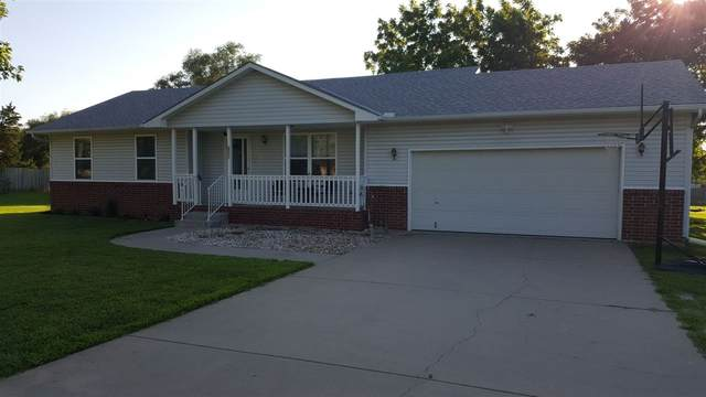 2211 S Crest St., Wichita, KS 67207 (MLS #584645) :: Keller Williams Hometown Partners