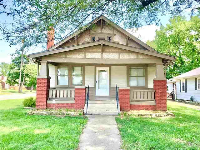 324 N Summit St, El Dorado, KS 67042 (MLS #584646) :: Lange Real Estate