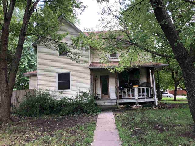 801 E 12TH AVE, Winfield, KS 67156 (MLS #584655) :: On The Move
