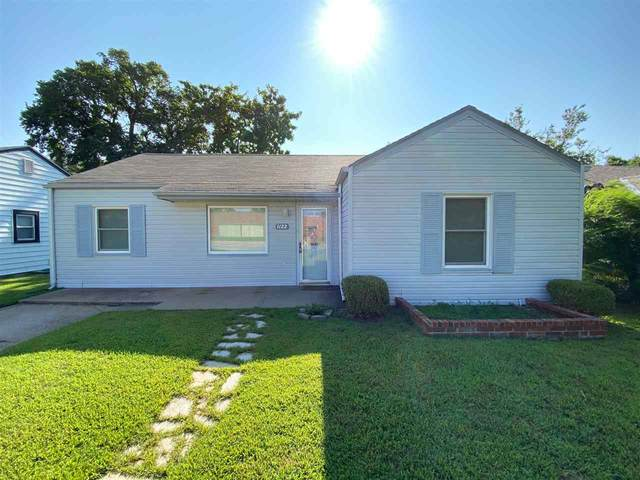 1122 N 10th St, Arkansas City, KS 67005 (MLS #584656) :: On The Move