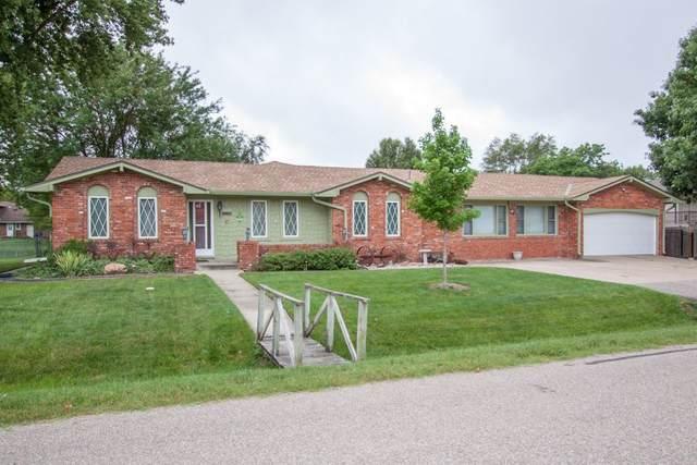 12421 W Irving St, Wichita, KS 67235 (MLS #584659) :: Graham Realtors