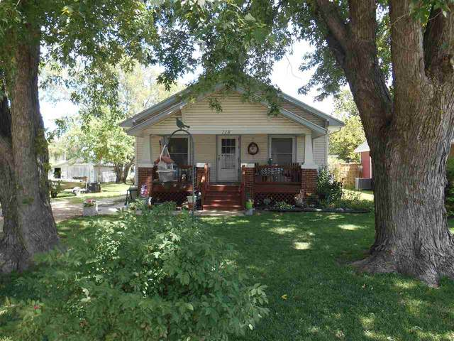 118 N Reno, Burrton, KS 67020 (MLS #584675) :: On The Move